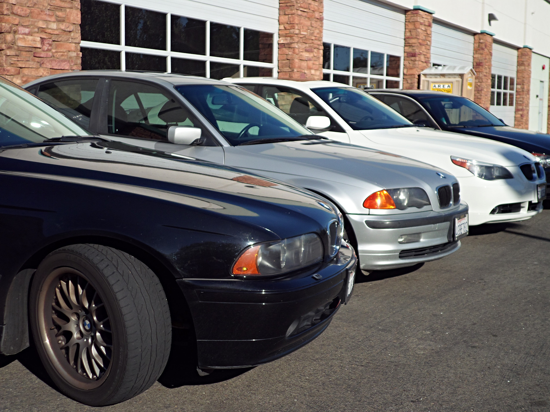 German car service center in Rocklin